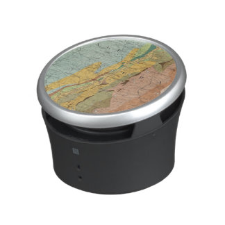 Geological Map of New Hampshire 2 Bluetooth Speaker