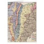 Geological map of Ohio
