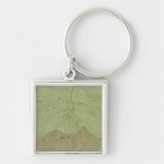 Geological Map of the New Idria District Key Ring