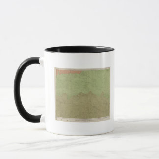 Geological Map of the New Idria District Mug