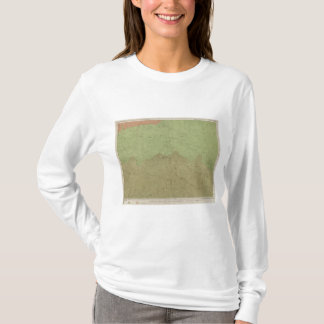 Geological Map of the New Idria District T-Shirt