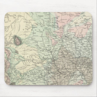 Geological Map of the United States Mouse Mat
