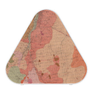 Geological Map of the Washoe District