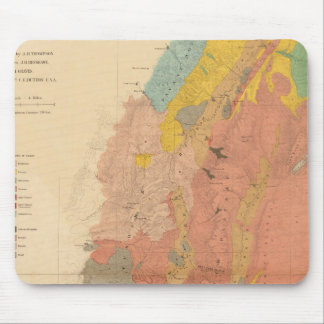 Geological map of Utah Mouse Pads