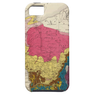 Geological map of Wisconsin Case For The iPhone 5