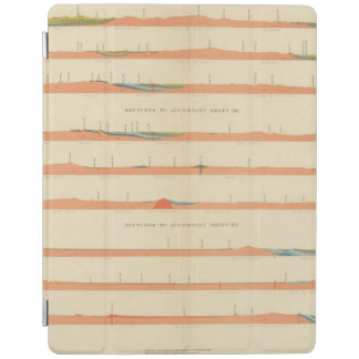 Geological Sections of the Eastern Colorado iPad Cover