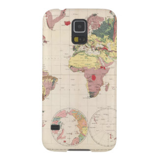 Geological structure of globe galaxy s5 cases