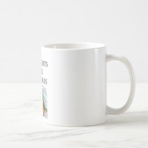 GEOLOGISTs Basic White Mug