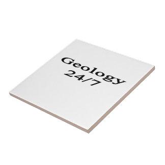 Geology 24/7 tile