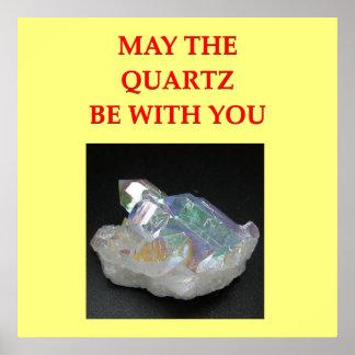 geology joke poster