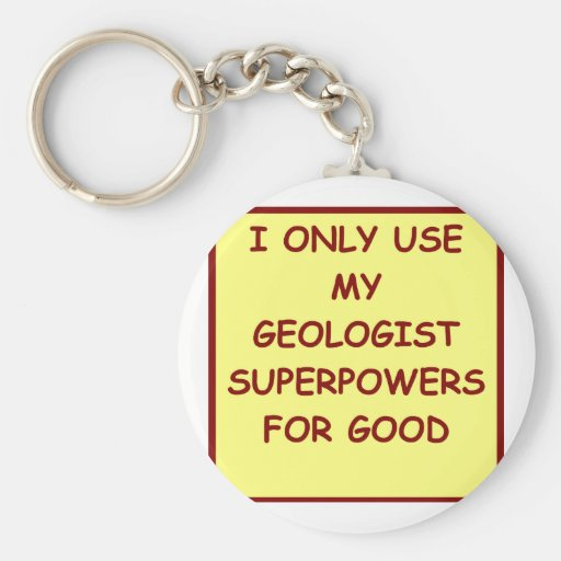 geology keychains