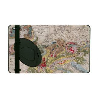 Geology of Europe iPad Case