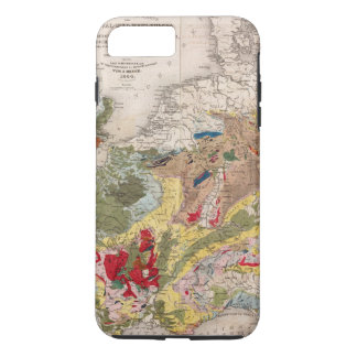 Geology of Europe iPhone 8 Plus/7 Plus Case