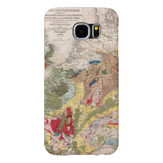 Geology of Europe Samsung Galaxy S6 Cases