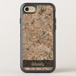 Geology Rock Texture Photo OtterBox Symmetry iPhone 8/7 Case