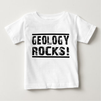 Geology Rocks Baby T-Shirt