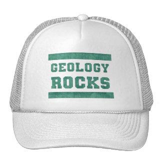 Geology Rocks! Mesh Hat