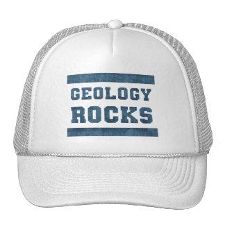 Geology Rocks! Mesh Hats
