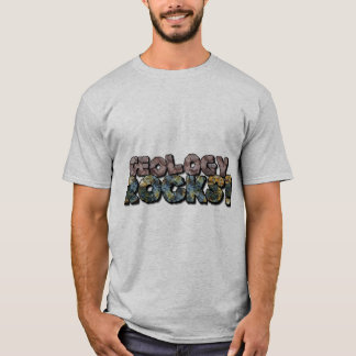 Geology Rocks! Men's T-Shirt