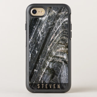 Geology Rough Rock Texture Name OtterBox Symmetry iPhone 8/7 Case