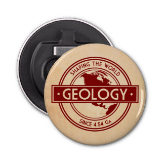 Geology- Shaping the World Logo (North America)