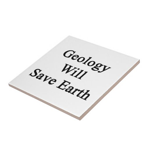 Geology Will Save Earth Tile