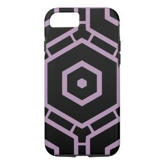 geomatric shapes apple iPhone 7 hard case design