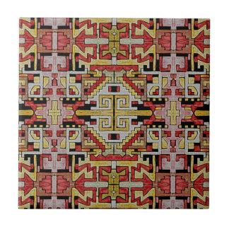 Geomethric Tribal/Ethnic Pattern Tile