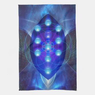 Geometree - Tree Of Life Tea Towel