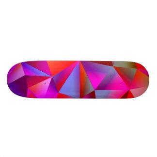 geometric 05 hot custom skate board