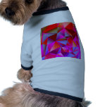 Geometric 05 hot dog tee shirt