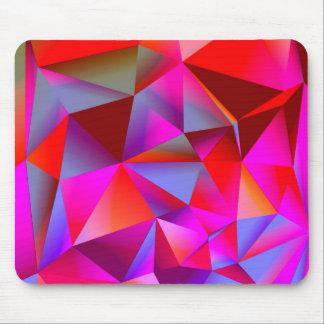 Geometric 05 hot mousepad