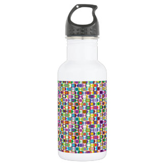 Geometric 532 Ml Water Bottle