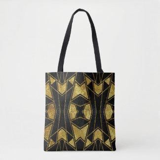 Geometric #639 tote bag