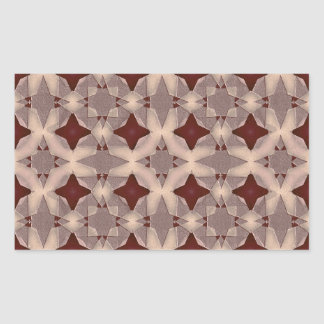 Geometric Abstract Design Stickers