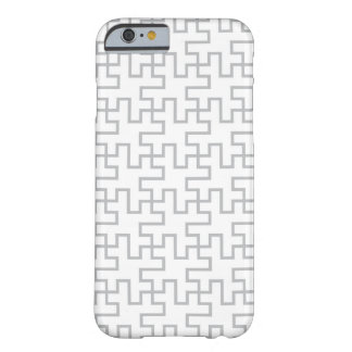 Geometric Abstract Floor Design Barely There iPhone 6 Case