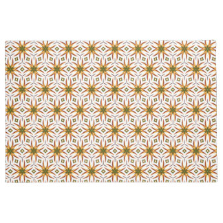 Geometric abstract pattern doormat
