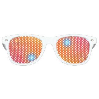 Geometric abstract. retro sunglasses