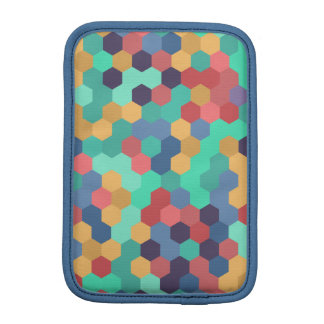 Geometric Abstraction Art Vector iPad Mini Sleeve