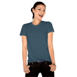 Geometric Algorithmically created Triangle T-shirt