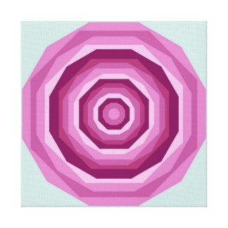 Geometric Art Canvas Print