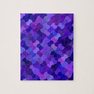 Geometric Art Design Jigsaw Puzzle