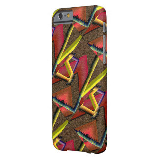 Geometric Art iPhone case Barely There iPhone 6 Case