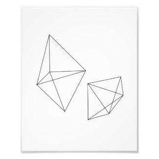Geometric Art Photo Print