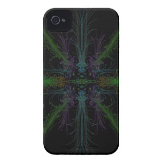 Geometric background Case-Mate iPhone 4 cases