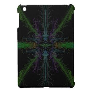 Geometric background cover for the iPad mini