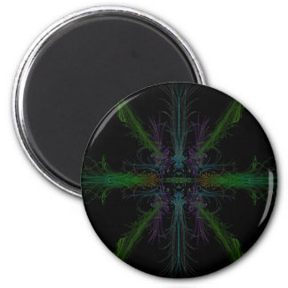 Geometric background magnet