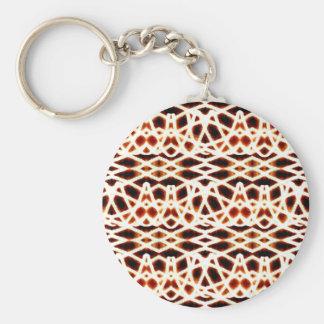 Geometric Blur Key Chains
