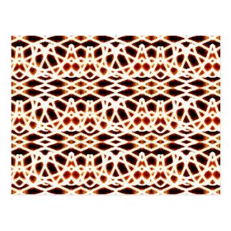 Geometric Blur Postcard
