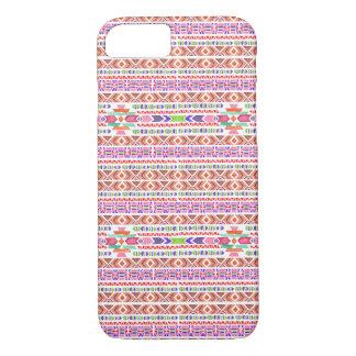 Geometric Boho Pattern iPhone 7 Case